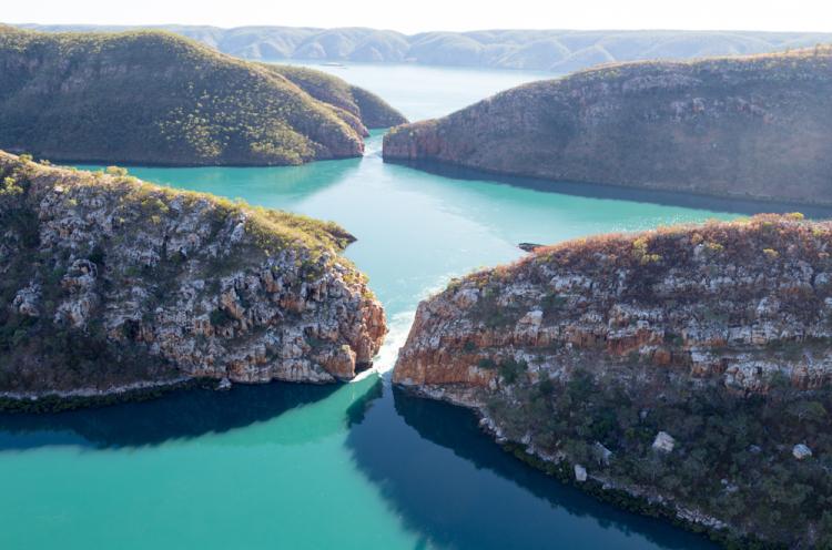 horizontal falls western australia