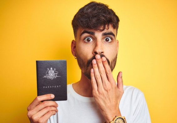 australian passport citizen