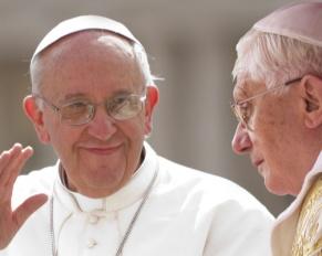 2 popes